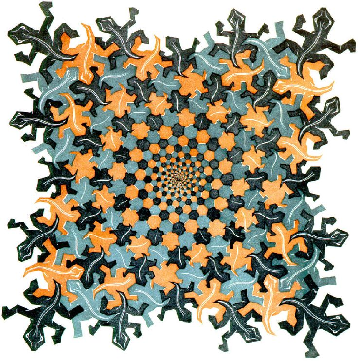 M.c.escher clipart flower On Find Pinterest C Pin