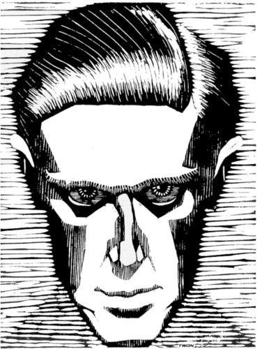 M.c.escher clipart glass 108 Escher Self on images