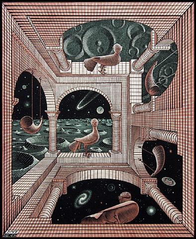 M.c.escher clipart king C art of Artwork Escher