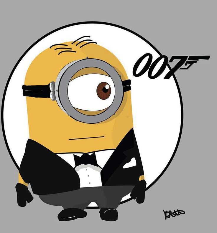 M.c.escher clipart minion More Find James 007 Bond