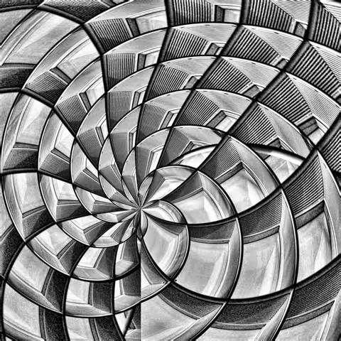 Drawn m.c.escher naruto MC 25+ Best ideas Pinterest