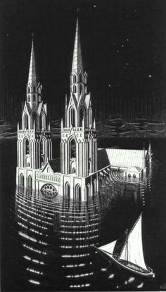 M.c.escher clipart ruler Lessons Cathedral