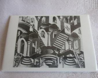 M.c.escher clipart sandwich Escher Concave 3