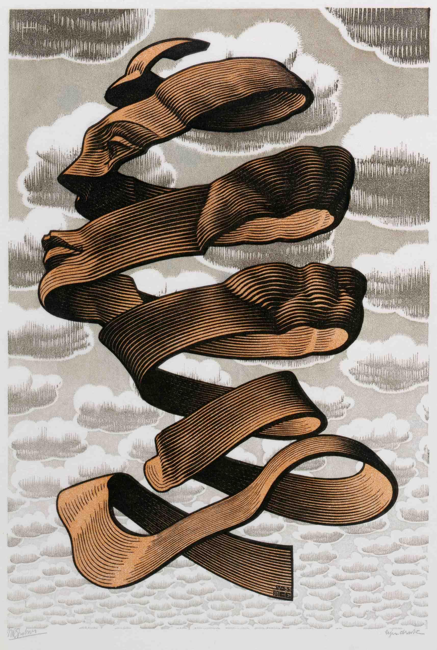 M.c.escher clipart shoe And Escher More Escher Escher