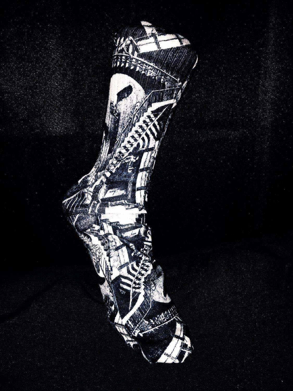 M.c.escher clipart shoe Escher Like item? Crew MC