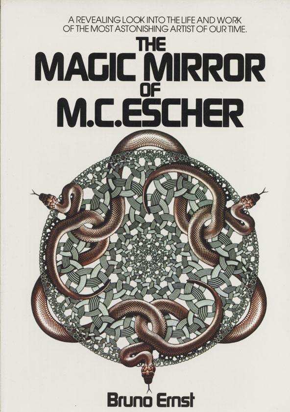 M.c.escher clipart snake Escher's snakes