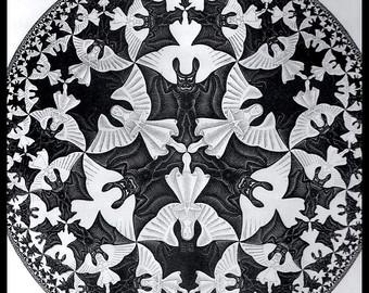 M.c.escher clipart soap Artist Heaven Art Escher Hell