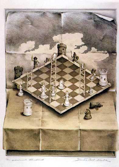 M.c.escher clipart sport 25+ ideas Escher  MC
