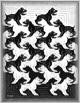 M.c.escher clipart sport Images best Pin on Escher