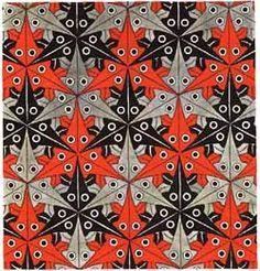 M.c.escher clipart starfish Artist  Pinterest famous Dutch