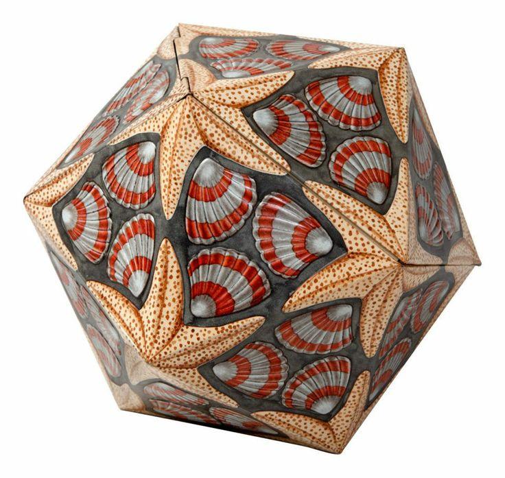 M.c.escher clipart starfish The C about Escher Pinterest