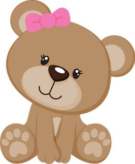 M.c.escher clipart teddy bear Rosa 1 Festa about Baby