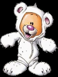 M.c.escher clipart teddy bear ClipartCreative Bear images about PicturesTatty