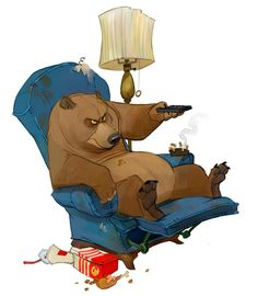 M.c.escher clipart teddy bear Character  Loftis assorted Papa