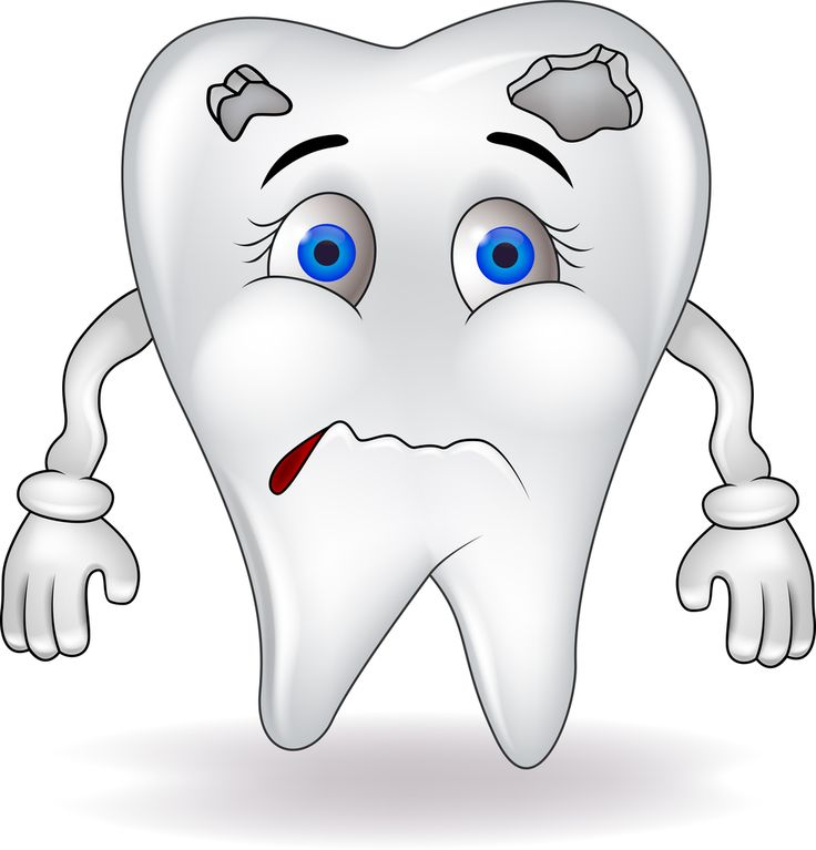 M.c.escher clipart tooth Images mouth PB from knocked