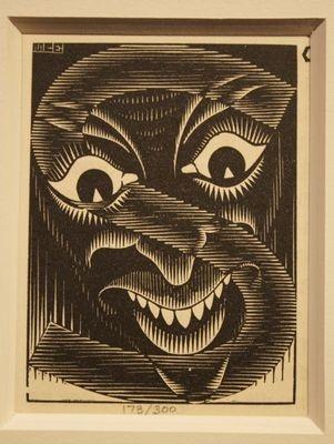 M.c.escher clipart tooth About best Woodcut Escher