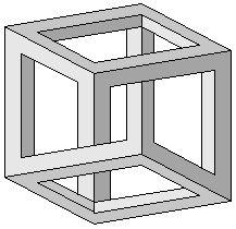 M.c.escher clipart tooth ) Escher M 3d (