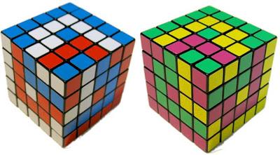M.c.escher clipart toy 5x5 Patterns: Pretzel C 5x5