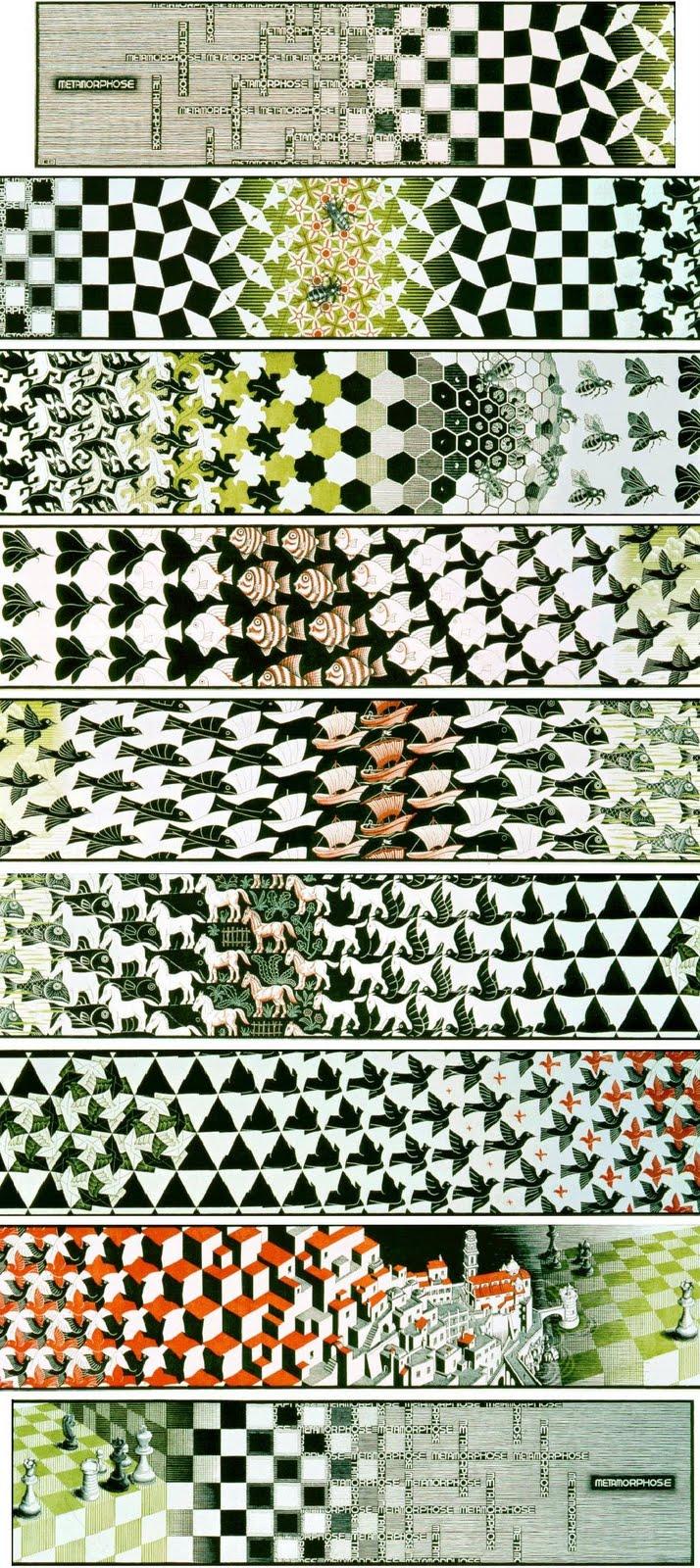 M.c.escher clipart turkey 1968 M print III