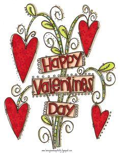 M.c.escher clipart valentine Valentines Day Happy glittering Flashy
