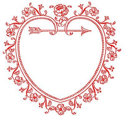 M.c.escher clipart valentine Art Day Vintage 13 Heart