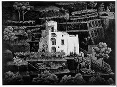 M.c.escher clipart winter Escher 1931 M Escher –