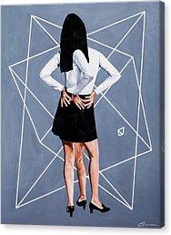 M.c.escher clipart woman Art Canvas Mc Fine Escher