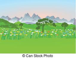 Meadow clipart Horses Clip Art Clip Meadow
