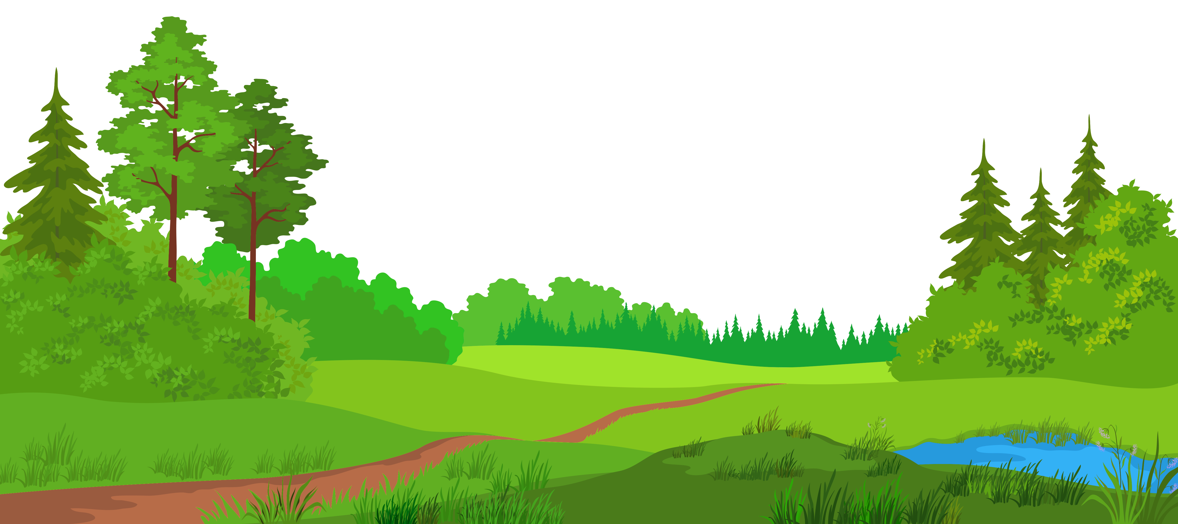 Meadow clipart Picture PNG Download  Free