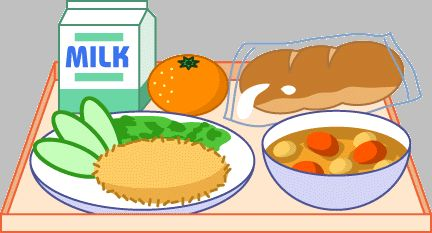 Meal clipart Time free art School collection