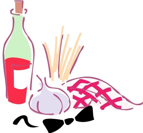 Wine clipart italian bistro Art Italian Clipart  Download