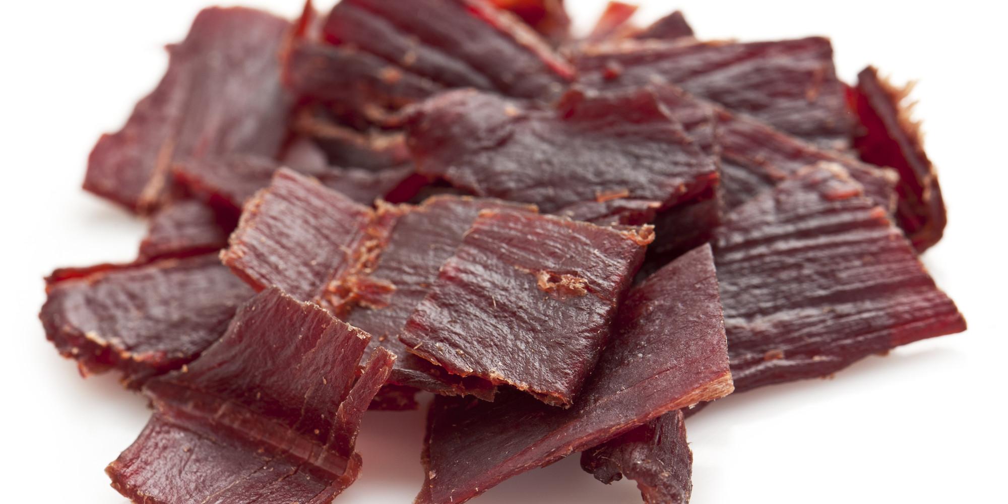 Beef Jerky clipart healthy snack Beef way get Beef go!