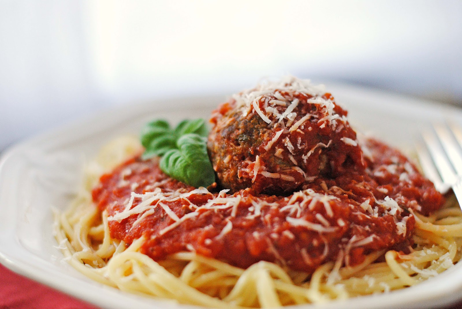 Meatball clipart entree Art clip best Spaghetti Meat