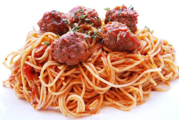 Meatball clipart entree Entrees Pasta  Giordano's