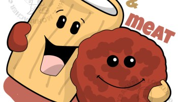Meatball clipart hoagie Cartoon Skybacher's Hoagie Vector Locker