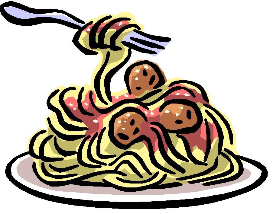 Meatball clipart grilled Tourney Fundraiser Dinner Splash spaghetti