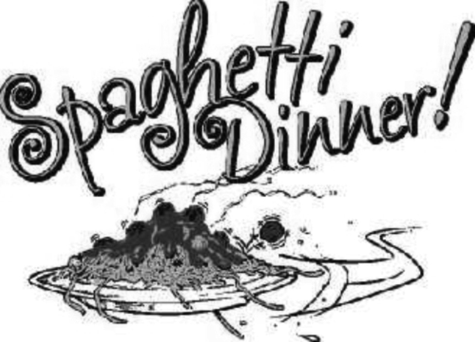 Sause clipart spaghetti dinner Com Amp Church Dinner Mary