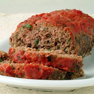 Meatloaf clipart dinner Sellars R  R author
