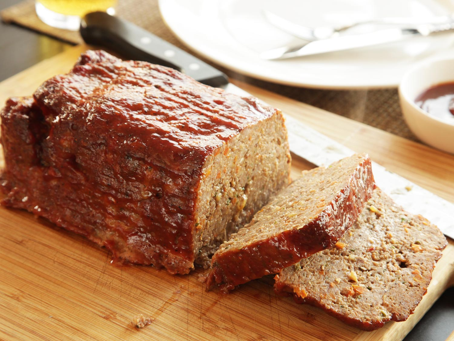 Meatloaf clipart ground beef Serious The The meatloaf Best
