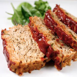 Meatloaf clipart nutritious food Meat Emeril's Emeril Turkey Meatloaf