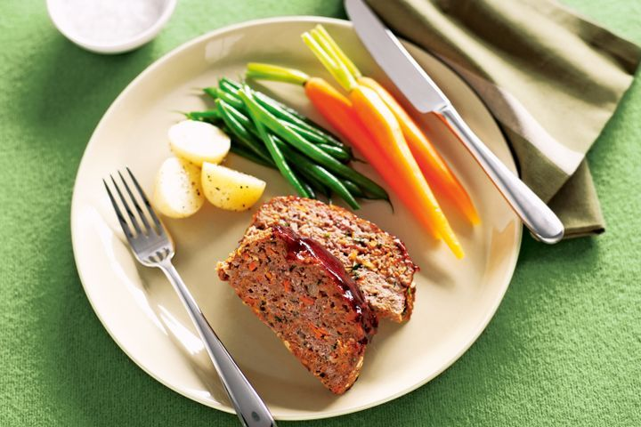 Meatloaf clipart nutritious food Healthy  meatloaf
