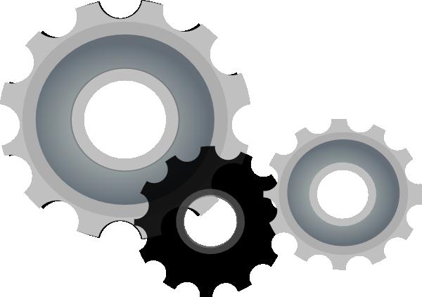 Gears clipart mechanical gear Engineering Mechanical logos png clip