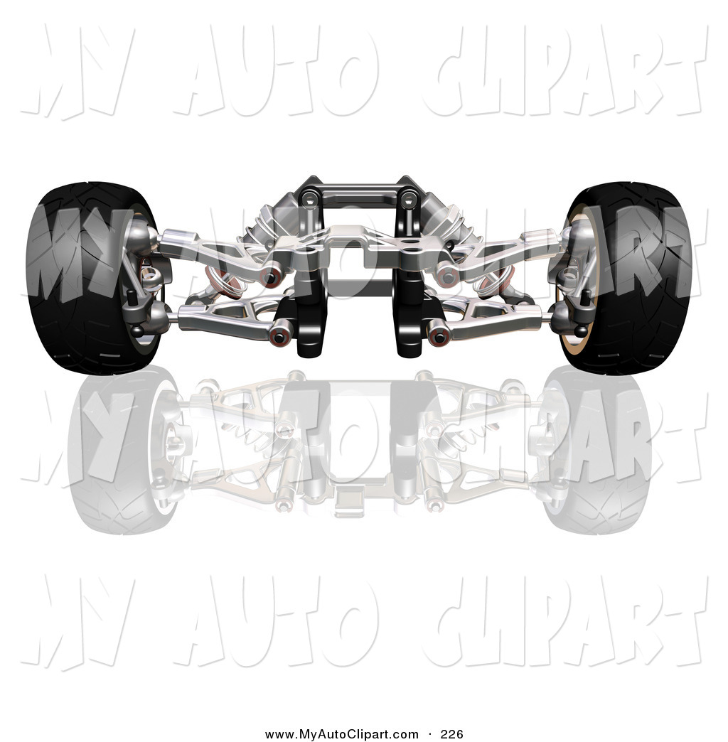 Tires clipart automotive part Tires Designs Royalty Red Suspension