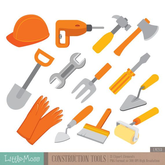 Mechanical clipart contractor tool Clipart on Best tools Digital