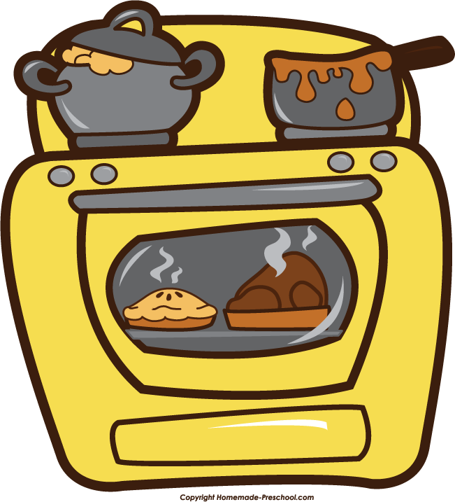 Mechanical clipart oven Oven Open Art Free Clip