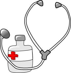 Treatment clipart medicine Free clipart Clipart Black Medical