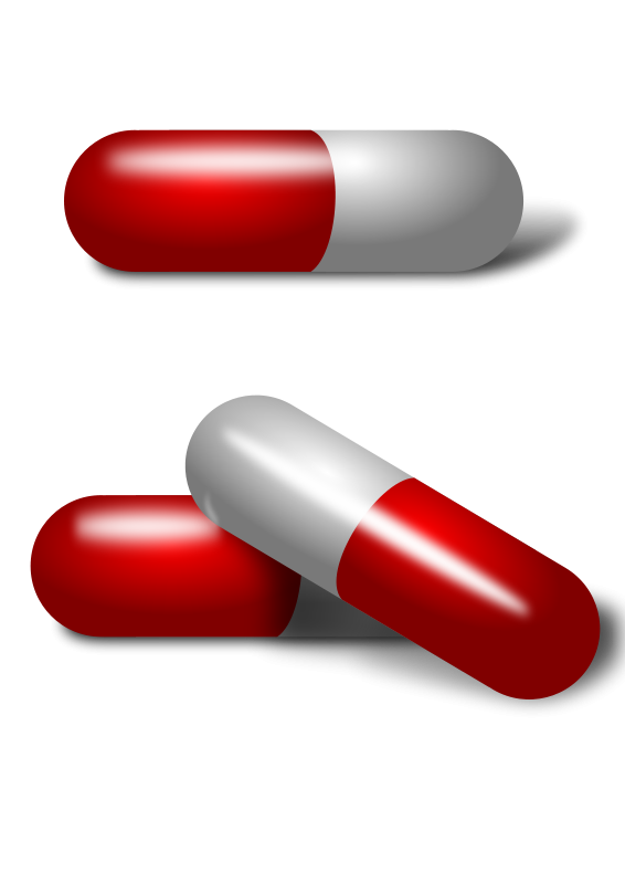 Medicine clipart capsule Download Medicine Free Clipart Free