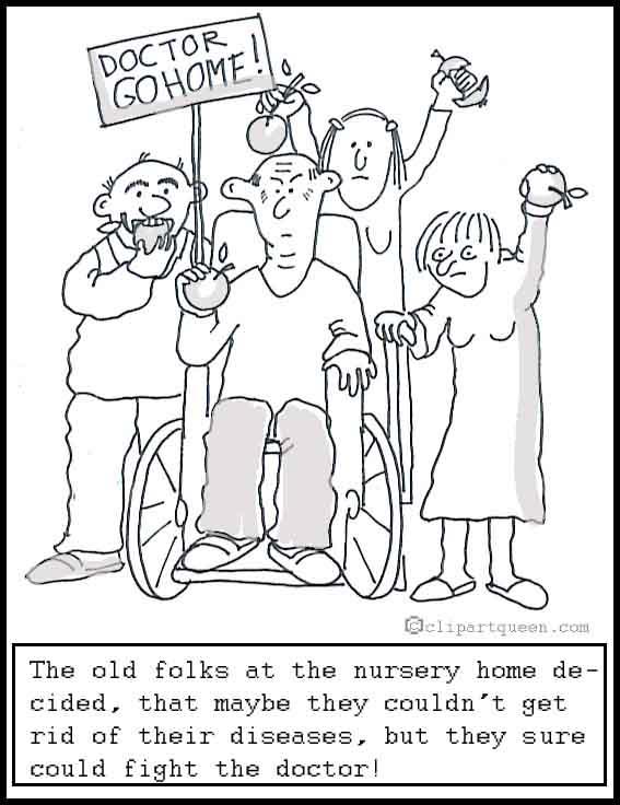 Medicine clipart funny Here Cartoons doctors: more cartoons