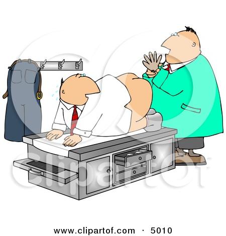Medicine clipart funny  Clipart Doctor Giving Medicine