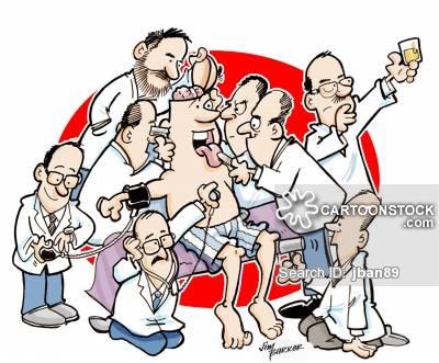 Medicine clipart funny Medical Comics funny Exam picture